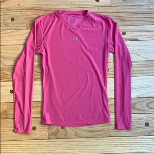 Under Armour cold gear long sleeve crew neck